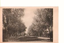Postcard Roswell New Mexico North Richardson Ave.Pecos Valley Drug Co.