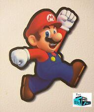 "MARIO MAGNET - 4"" x 4"" - Super Mario Bros - Loot Gaming  - 10/16"