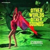 Esquivel & His Orche - Other Worlds Other Sounds [New Vinyl LP] Bonus Track,