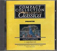 CD - DE AGOSTINI - COMPACT COLLECTION CLASSICA i capolavori - SAINT-SAENS