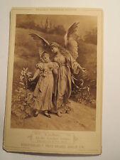 Arno van Riesen - An der Kindheit Grenze - 1894 - Engel - Kunstbild / KAB