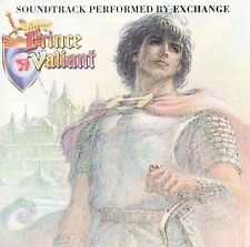 The Legend of Prince Valiant [Original TV Soundtrack] by Exchange (CD, Oct-1991,