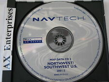 Range Rover HSE + Mini + BMW Navigation CD # 0112 Edition 2001-2 Map 2 Southwest