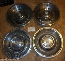 "1964 - 1964 Cadillac 15"" Hubcap Set of 4"