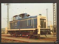 "TRAIN D'ALLEMAGNE / LOCOMOTIVE TRACTEUR ""BAUREIHE 260"""