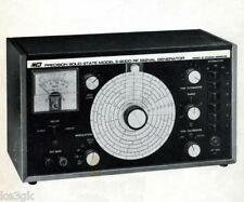 B&K E200D Signal Generator Instruction Manual * CDROM * PDF * KE3GK