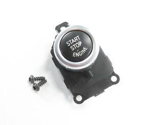 09-15 BMW 528i 535i 550i 650i 740i 750i 760i F01 F10 ENGINE START / STOP SWITCH