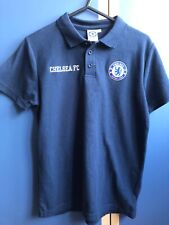 KIDS CHELSEA BLUE POLO SHORT SIZE 12/13 Years