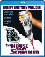 THE HOUSE THAT SCREAMED New Sealed Blu-ray