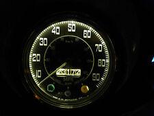 Volvo Amazon 121/122S/123GT 5 LED Dash Instrument Warm White SMD Bulb Upgrade x2