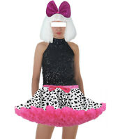 Simile Lol Diva Vestito Carnevale Donna Tipo Lol Dress Cosplay LOLDIVAW1