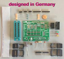 Arduino UNO ISP bzw. ICSP Programming Shield für ATtiny und ATmega - Bausatz