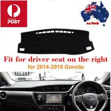 Dashboard Sun Cover Dashmat Dash Mat Pad Non-slip For Toyota Corolla 2014-2018