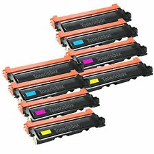 8pk TN210 TN-210 Toner Cartridge For Brother MFC-9010CN MFC-9120CN 9125CN 9320CW