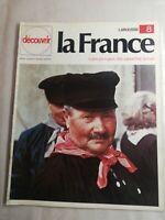 N9 Découvrir La France Larousse N°8 avril 1972 la Normandie et le Maine, abbaye