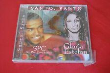 Santo Santo [Single] by Só Pra Contrariar Gloria Estefan 1999 CD NEW