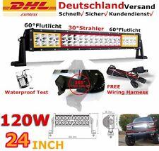 120W Arbeitsscheinwerfer 12V 24V LED Scheinwerfer Licht zum SUV UTV ATV Kfz POLO