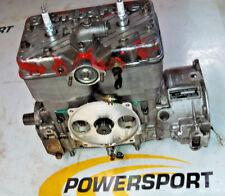 Ski-Doo 583 Engine MXZ Formula Mach 1 Motor 580 ROTAX RAVE Crankcases Cylinders