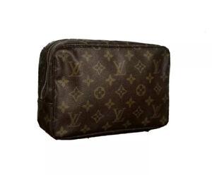 Louis Vuitton LV Monogram true strike wallet 23 M47524 Used OR 5-91-F68