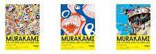 Takashi Murakami 3 Poster Museum set THE OCTOPUS EATS ITS OWN LEG New 18x24