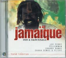 "CD NEUF -  WORLD Collection - JAMAÏQUE Dub & Dancehall  - V.A.  "" 15 titres """