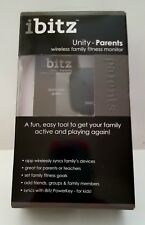 iBitz GeoPalz ibitz Unity Wireless Parent Family Fitness Activity Monitor