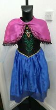 Anna Girls Deluxe Costume with satin Cape
