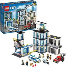 Brand New LEGO City Police Station (60141)