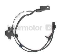 Wheel Speed Sensors TOYOTA AURIS: InterMotor; 60504