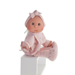 My First Antonio Juan Pink with Baby Carrier 36cm Baby Doll