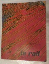 Le rail SNCB – n°157 septembre 1969