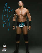 WWE BIG CASS HAND SIGNED AUTOGRAPHED 8X10 PHOTOFILE PHOTO WITH EXACT PROOF