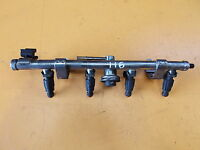 MINI COOPER R50 1.6 '02 FUEL RAIL INCLUDING INJECTORS 04891192AA