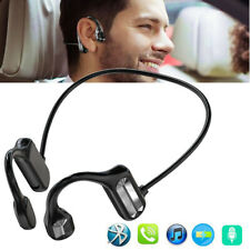 New listing Bone Conduction Headphones Wireless Earbuds for iPhone Samsung S21 S10+ S10e Lg