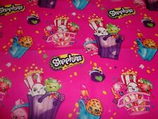 Embroidered Personalized STANDARD Pillowcase Shopkins