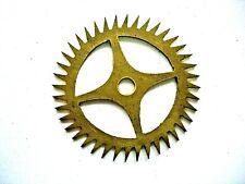 Roue d'échappement 40 dents 35mm часы pendule horloge Morbier pendel uhr clock 1