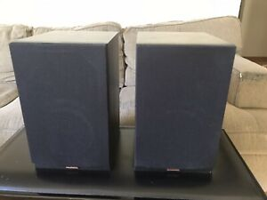 Dynaudio Audience 50 bookshelf speakers