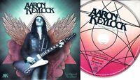 AARON KEYLOCK Cut Against The Grain 2017 UK 11-trk promo CD + 2 x CD singles