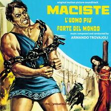 Maciste L'Uomo Piu Forte Del Mondo | Armando Trovajoli | CD