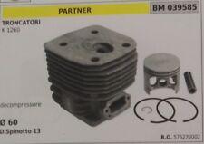 576270002 Cylindre et Piston Complet Séparateur Partner K 1260 Vacuumpumpe Ø 60