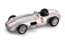 Mercedes W196 Gp Olanda Fangio 1955 - Brumm R072 1:43 Modellino Auto Diecast