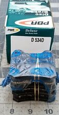Mercedes D534, 520 04260 237 Rear Organic Disc Brake Pad Set [C4B1]