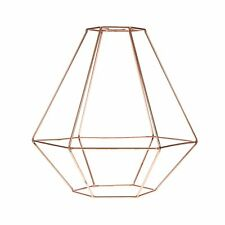 Sass & Belle Modern Copper Wire Lampshade