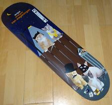 """ENJOI - Skateboard Deck - Cat Series Wieger Van Wageningen - 8.375"""" wide Deck"""