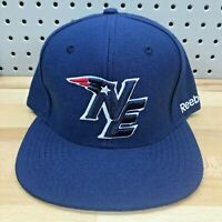 New England Patriots NFL Football REEBOK Alternate Logo SnapBack Hat NWT Cap