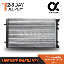 Radiator For Jetta Golf 99-05 Audi A3 98-10 TT 1.8 1.9 2.0 L4 2.8 3.2 V6