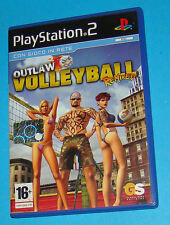 Outlaw Volleyball Remix - Sony Playstation 2 PS2 - PAL
