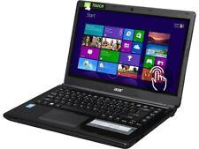 New listing Acer Aspire E1 14� TouchScreen Laptop Intel Core i5- 4200U 1.60Ghz 4Gb Ddr3 Ram