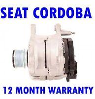 Seat Cordoba Vario 6K2 6K5 6L2 Tdi 1.9 Estate Saloon 1999-2009 Alternador