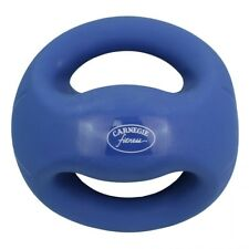 Carnegie MedBall Grip 6 - Medizinball mit Griffen, Fitnessball, Gewichtsball, 6k